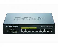 D-Link DGS-1008P PoE Switch